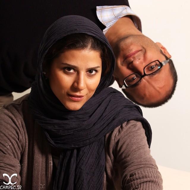 سحر دولتشاهی و همسر سابقش رامبد جوان