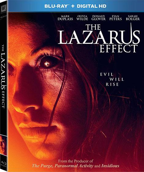 دانلود فیلم تاثیر لازاروس با دوبله فارسی The Lazarus Effect 2015