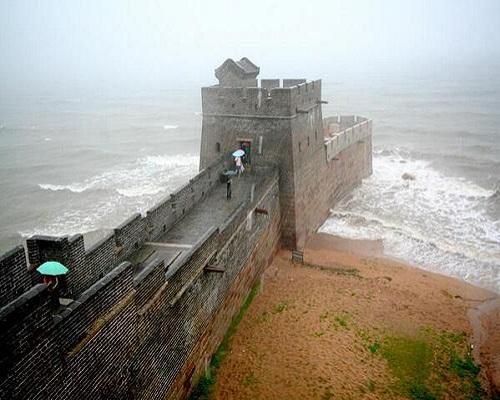 معروف ترین، بزرگترین و طولانی ترین دیوارهای جهان