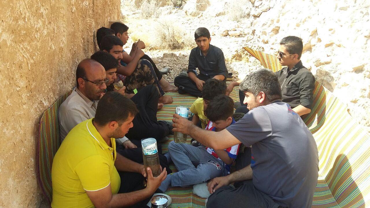 گزارش تصویری / کوهنوردی شورای جوانان کانون فرهنگی شهید برزگران