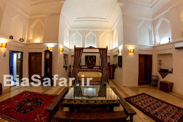 هتل سنتی فهادان
