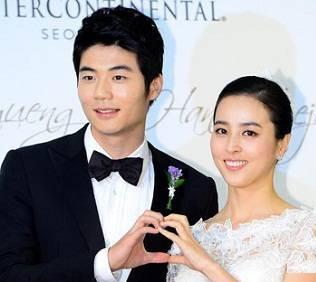 ازدواج هان هی جین بانو سوسانو با کی سونیئونگ بازیکن تیم ملی کره جنوبی
