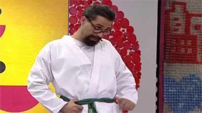افشاگری استاد کهنمویی محمد زیکساری درباره خندوانه