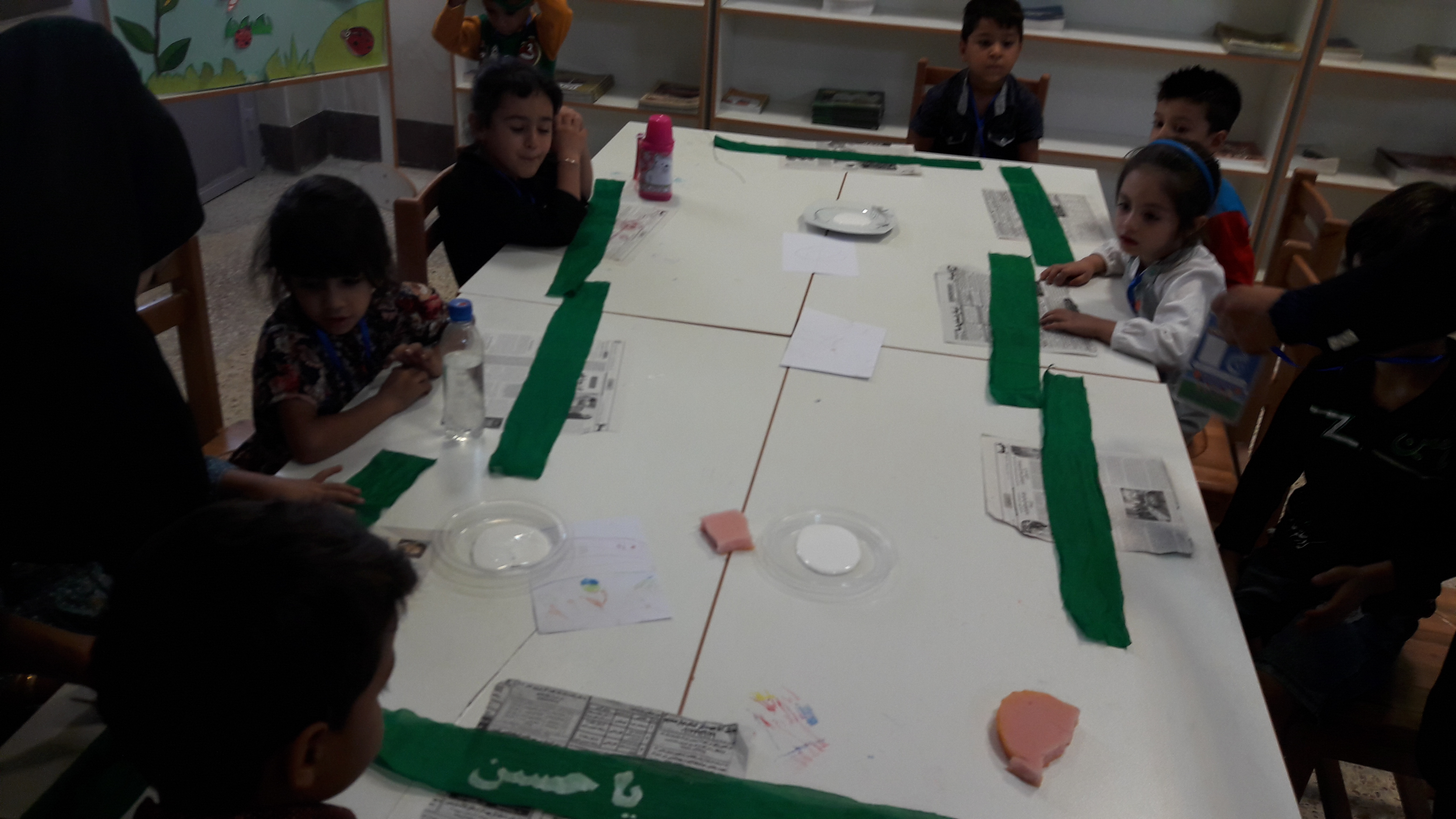 هفته ملی کودک مهد کودک رویای شیرین قیر