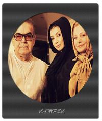 بیوگرافی و عکسهای حمید لولایی با همسر و دخترانش