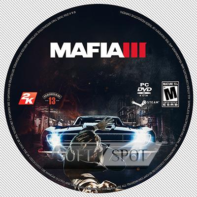 لیبل دیسک Mafia III