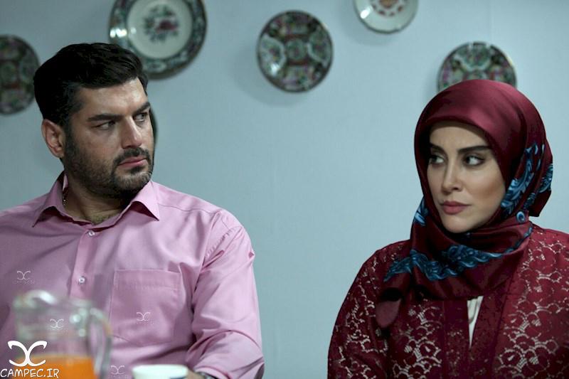 عکسهای پشت صحنه سریال هشت و نیم دقیقه + خلاصه داستان