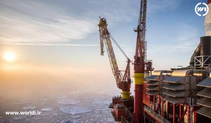 ذخایر نفت روسیه