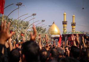 فیلم عزاداری روز تاسوعا در کربلا ۲۰ مهر ۹۵+دانلود