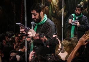 دانلود گلچین مداحی بنی فاطمه شب نهم محرم ۹۵ در هیئت ریحانه الحسین