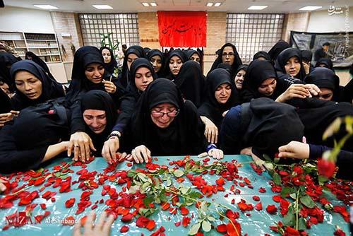 شهید مدافع حرم غلامرضا کریمی