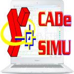 دانلود نرم افزار و شبیه ساز مدارات کنتاکتوری CADe_SIMU