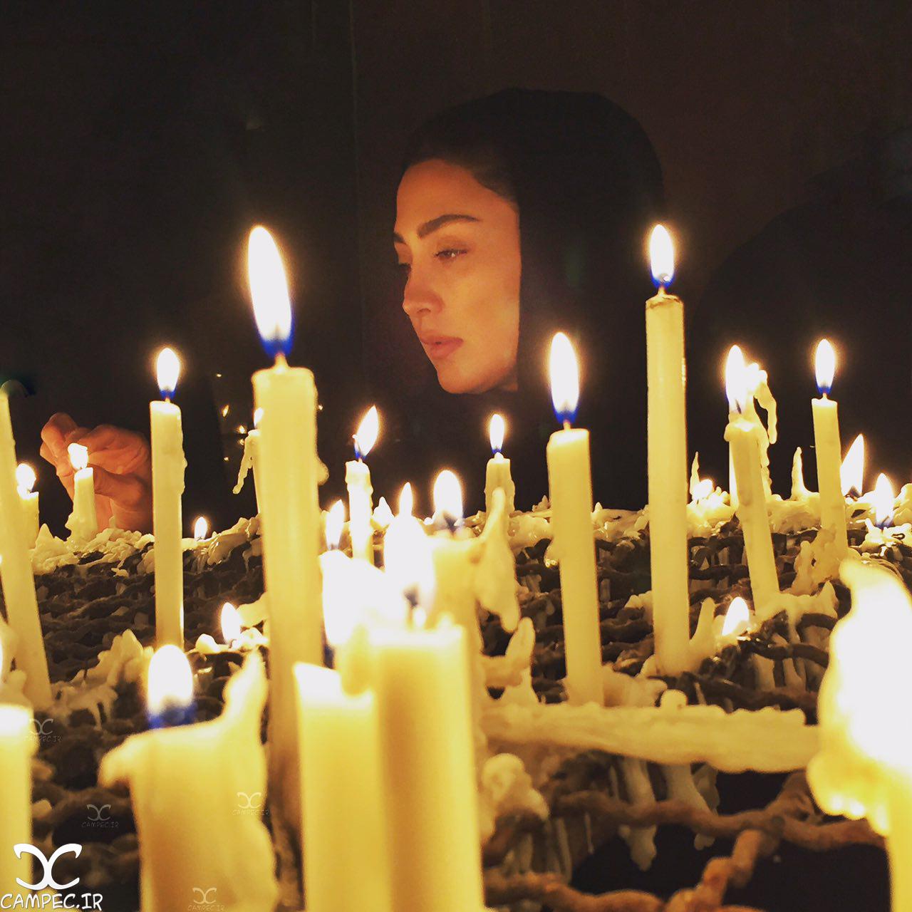 مریم معصومی در شب شام غریبان امام حسین