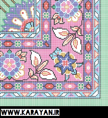 نقش قالی