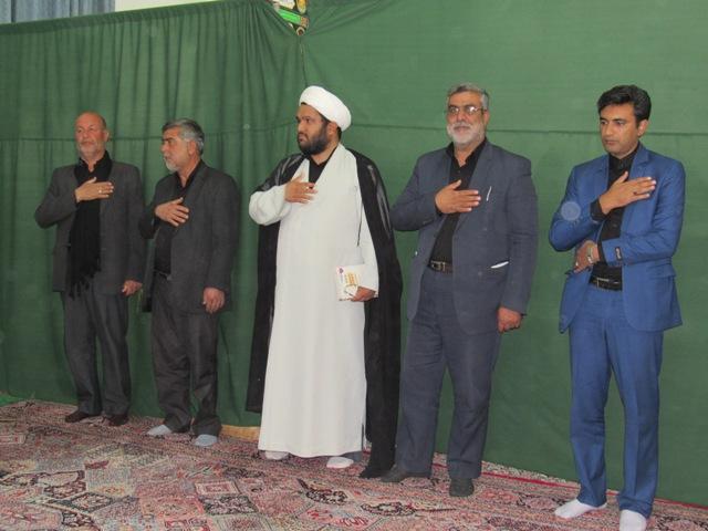 گزارش تصویری مراسم عزاداری شهادت امام سجاد علیه السلام در محله صادقیون