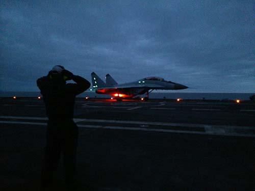 جنگنده های میگ 29 روسیه