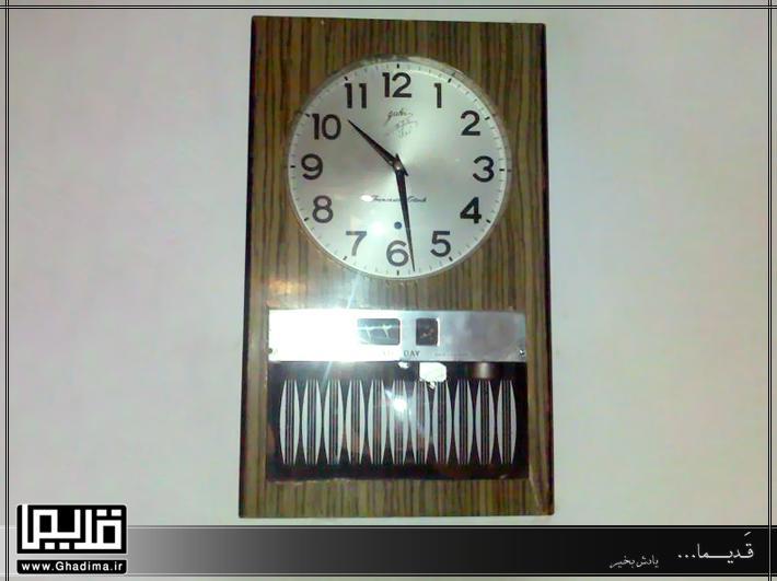 ساعت آونگی آنتیک