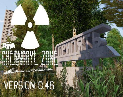 مود نقشه Chernobyl Zone معروف برای Arma3