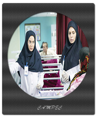عکسهای تست گریم بازیگران و سریال پرستاران