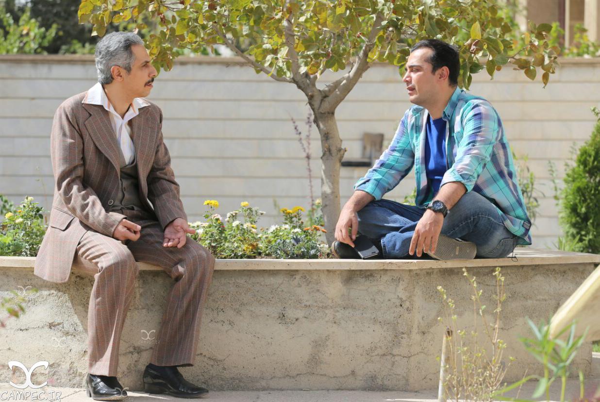 عکسهای سریال همسایه ها