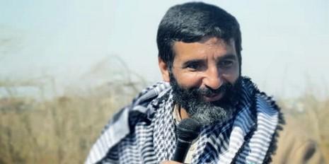سخنرانی حاج حسین یکتا در مراسم ظهر عاشورا فکه