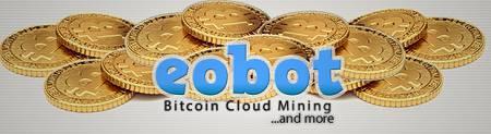 سایت eobot استخراج ابری بیت کوین داگ کوین و... cloud mining