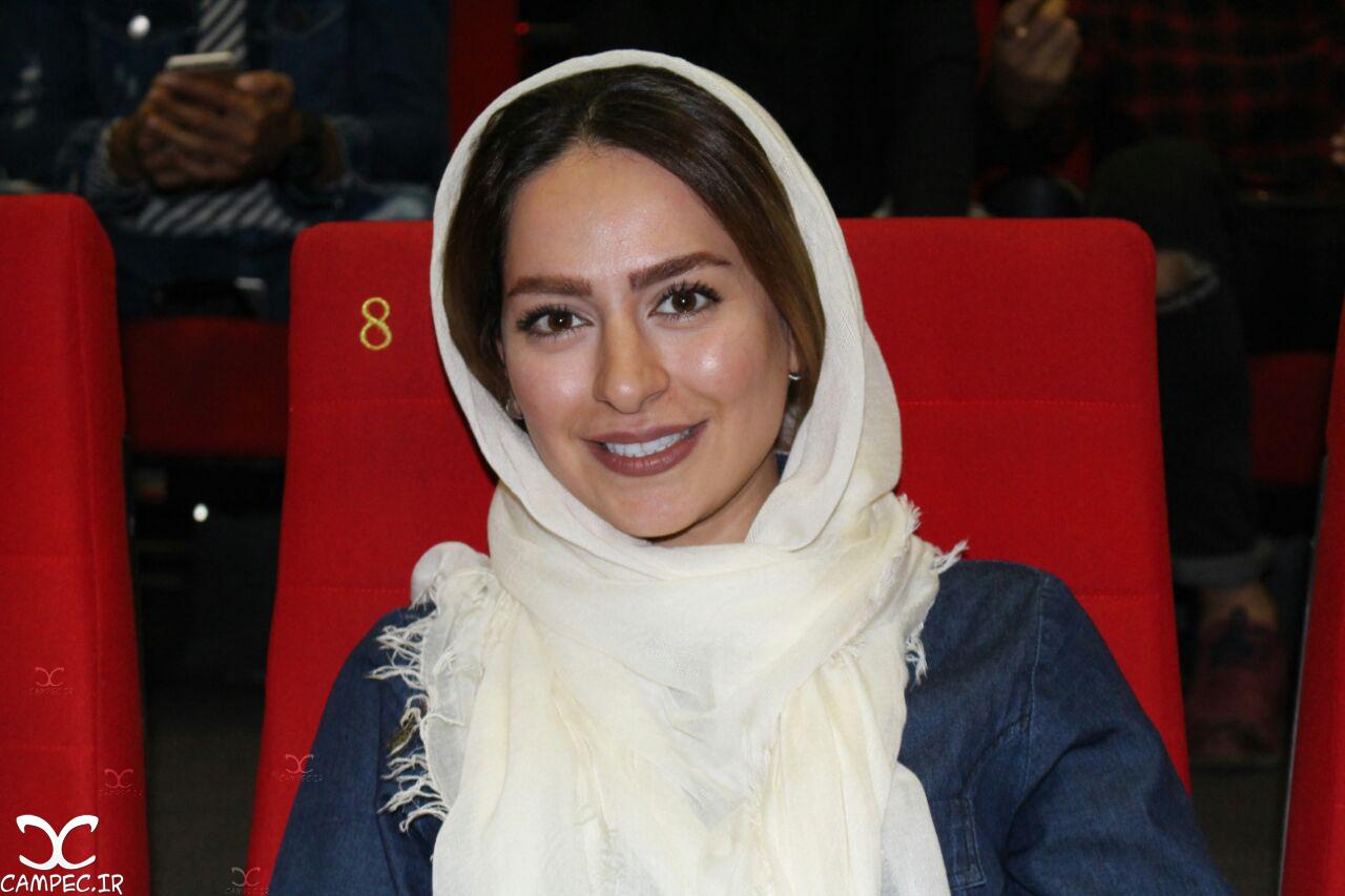 سمانه پاکدل در اکران فیلم این زن حقش را میخواهد