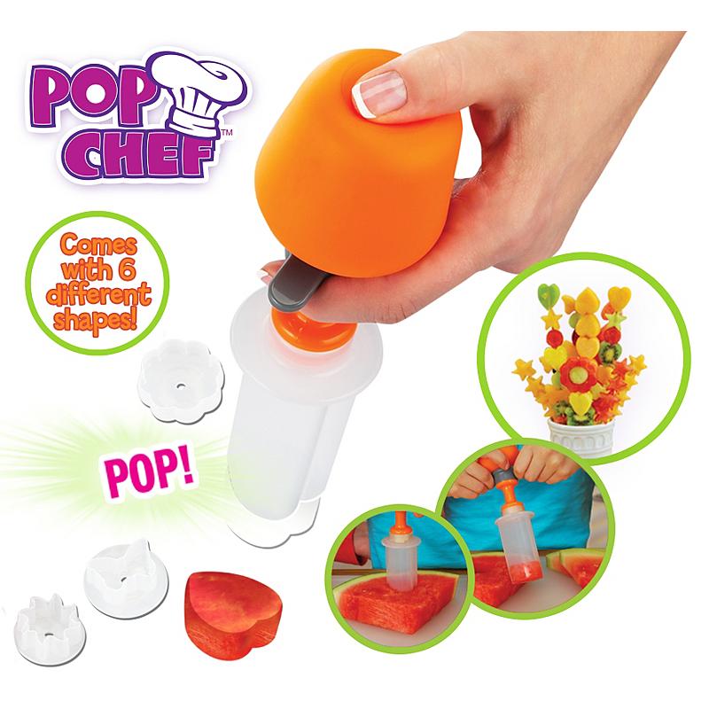 قالب زن و شکل ساز میوه پاپ شف popchef