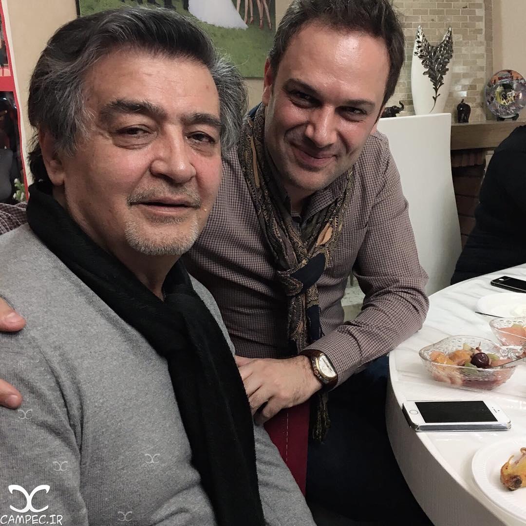 شهروز ابراهیمی و رضا رویگری