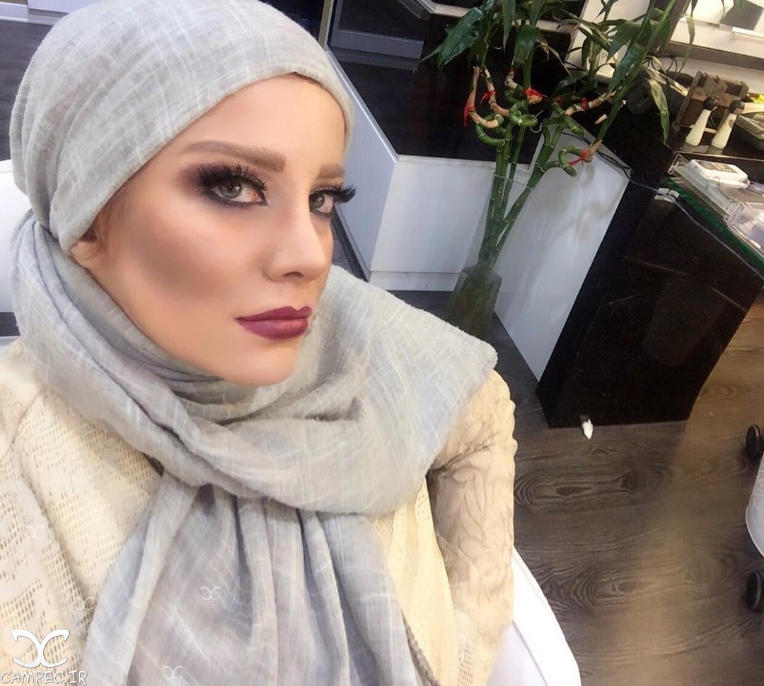 بیوگرافی و عکسهای شراره رخام + ماجرای تزریق رژ لب