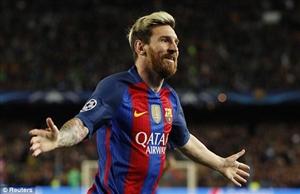 نتیجه بازی بارسلونا و منچسترسیتی 28 مهر 95 | گلها و خلاصه دیشب