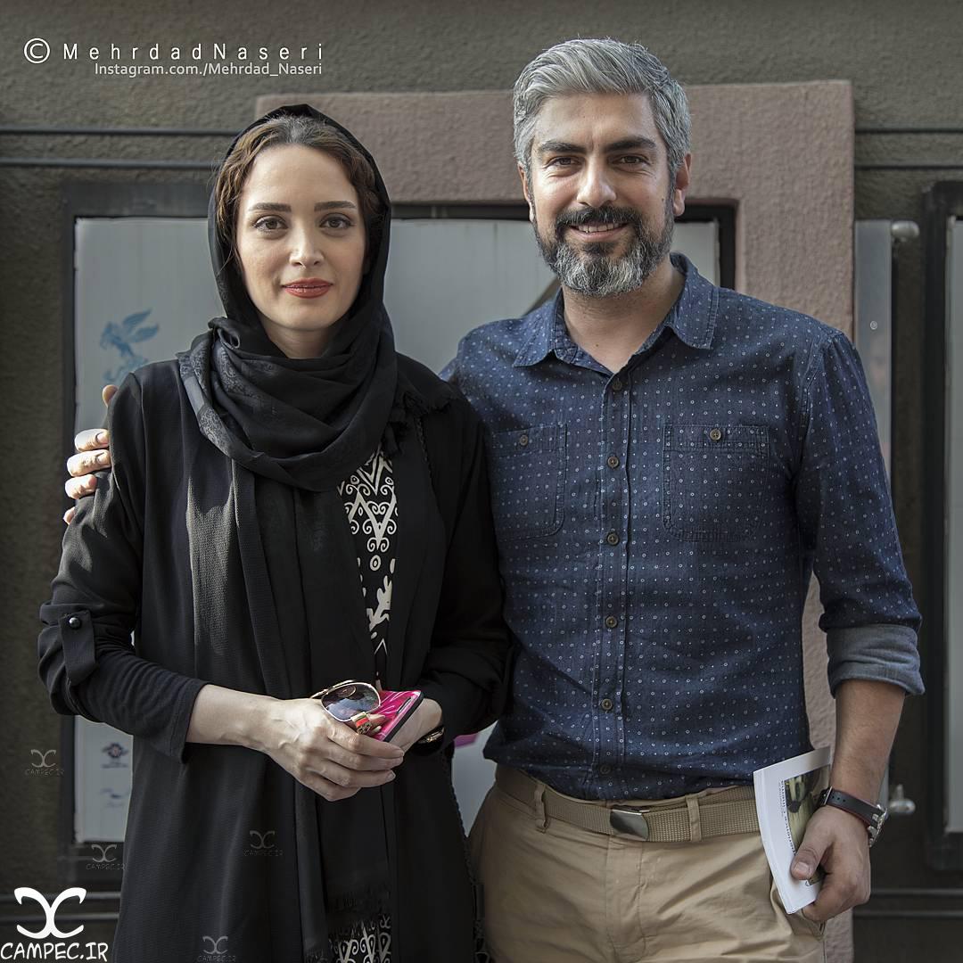 بهنوش طباطبایی و مهدی پاکدل