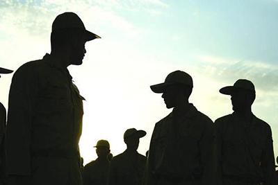 روز پذیرش سربازی - قسمت اول