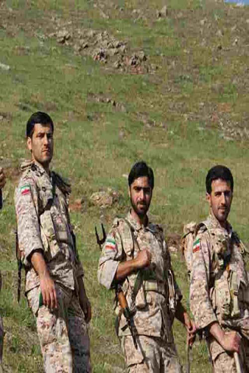 شهید مدافع حرم مازندرانی
