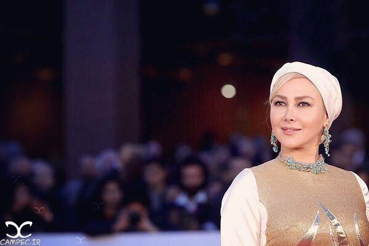 آنا نعمتی در جشنواره فیلم رم