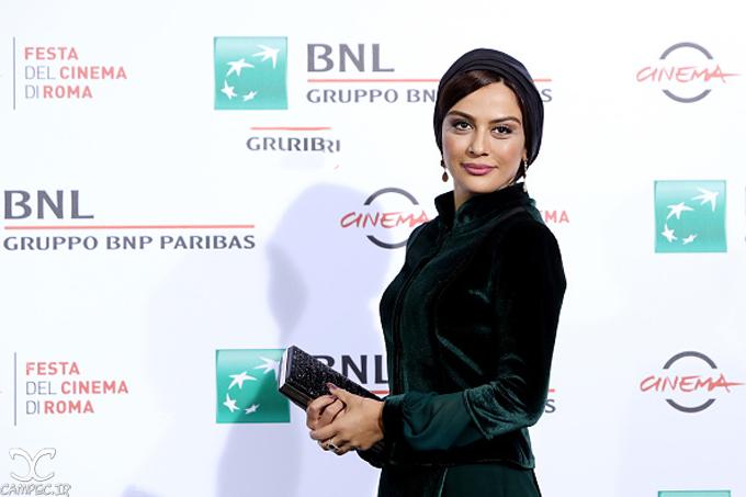 مارال فرجاد در جشنواره فیلم رم