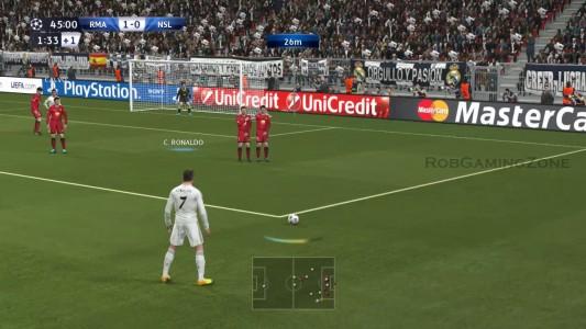 بازی رایگان نسخه پولی فوتبال حرفه ای | PES 2017