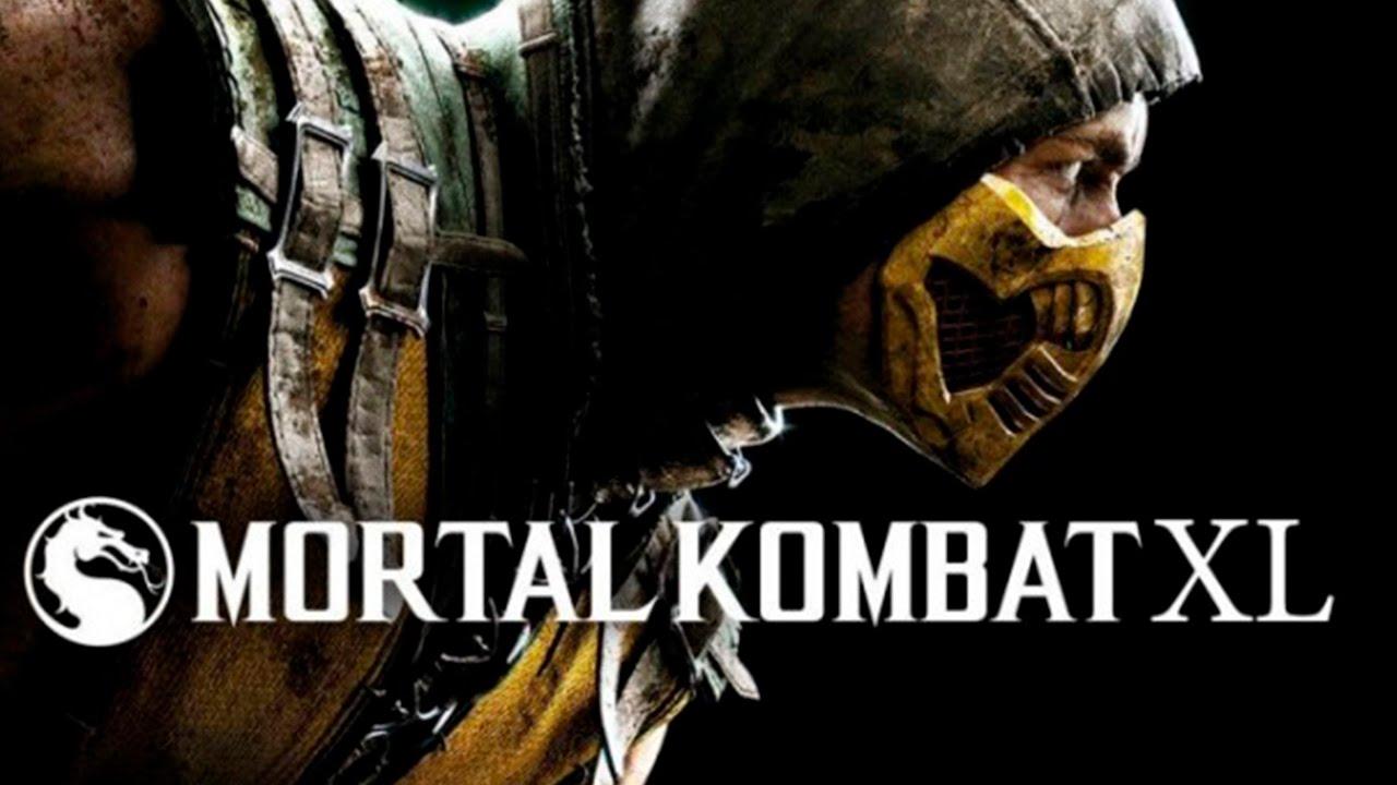 دانلود ترینر بازی MORTAL KOMBAT XL