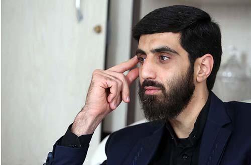 کربلایی سید رضا نریمانی