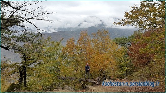 ارفع کوه در پاییز