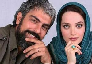 فیلم واکنش بهنوش طباطبایی به خبر طلاقش از مهدی پاکدل+عکس