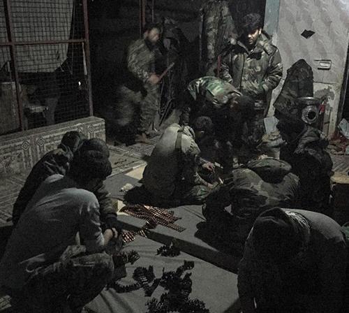 عملیات حلب سوریه