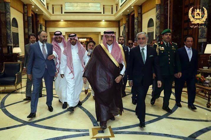 احمدسعیدی :از عربستان سعودی بوی دود و آتش به افغانستان می آید