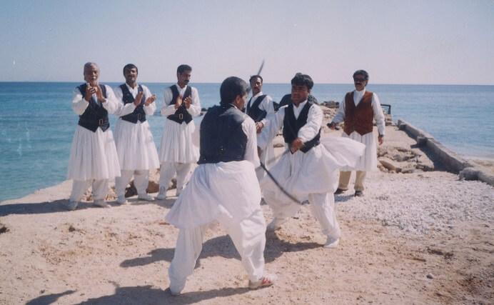 رقص سواحل