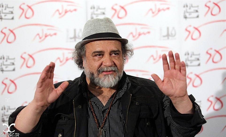 محمدرضا شریفی نیا در اکران خصوصی فیلم متولد ٦٥