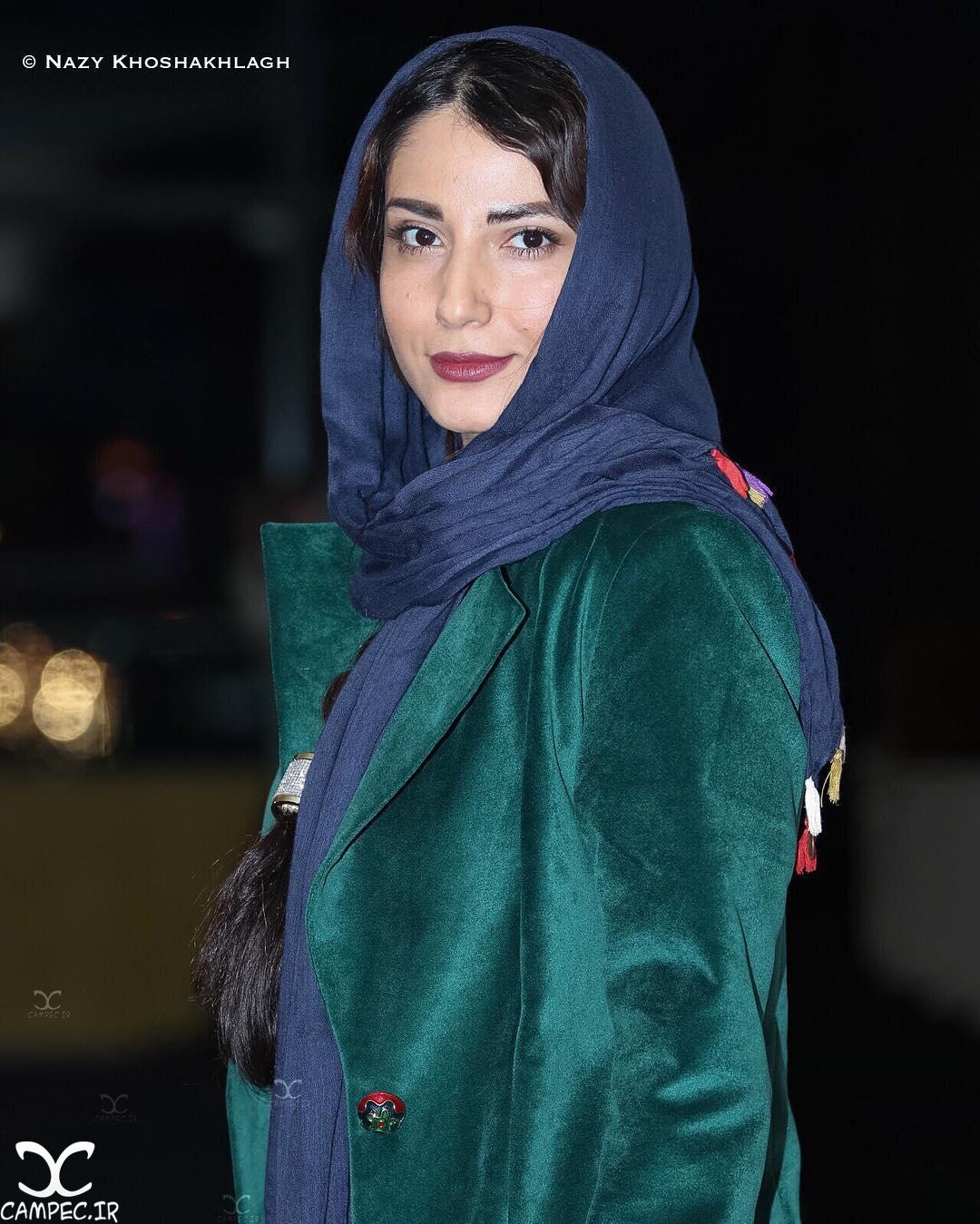 سمیرا حسن پور در اکران خصوصی فیلم متولد ٦٥