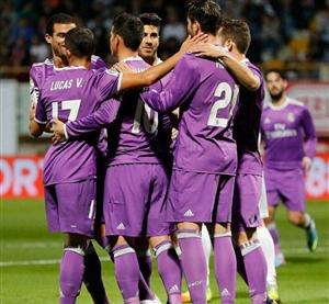 نتیجه بازی رئال مادرید و کلترال لئونسا 5 آبان 95 خلاصه و گلها