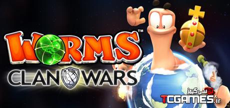 دانلود کرک سالم بازی Worms Clan Wars نسخه FTL