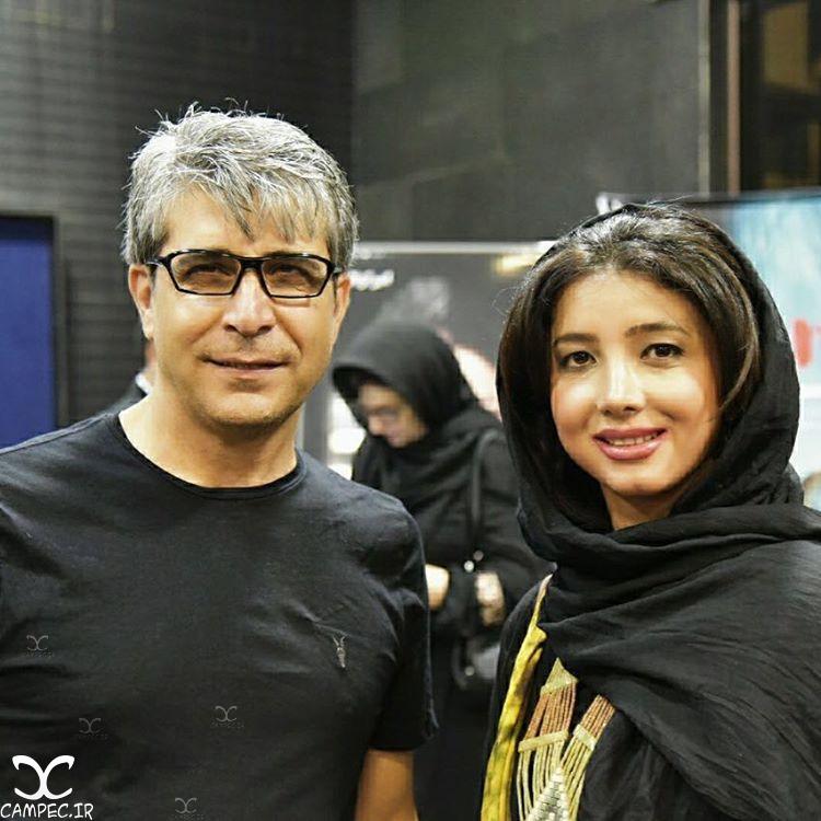 امیر غفارمنش و مرجان سپهری