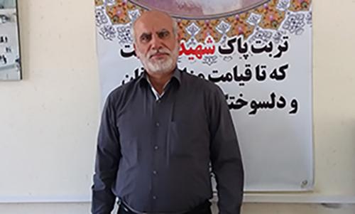 شهید سردار غلامرضا سمایی